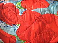 Летнее одеяло полуторное (полиэфирное волокно)