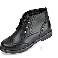 """Ботинки """"оксфорды"""" демисезонные кожаные  МИДА 22074., фото 1"""