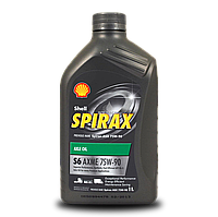 Трансмиссионное масло Shell Spirax S6 AXME 75W-90 1л
