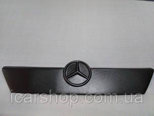 Зимова накладка на решітку Mercedes-Benz Sprinter I 00-02 CDI Пластик