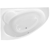 Ванна Kaliope 153x100х42 левая Церсанит