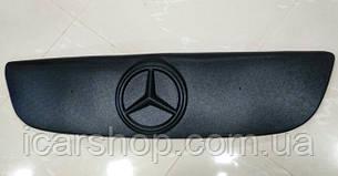 Зимова накладка на решітку Mercedes-Benz Sprinter II 06-13 CDI Пластик