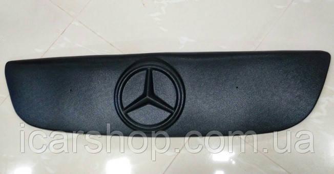 Зимняя накладка на решетку Mercedes-Benz Sprinter II 06-13 CDI Пластик