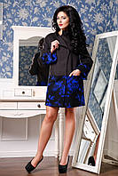 Женское демисезонное пальто арт. 926 Тон 2
