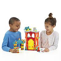 Пластилин Play-Doh Плей до Пожарная станция Hasbro (Хасбро), фото 1