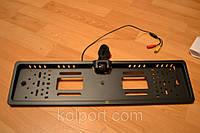 Камера заднего вида в номерной рамке, CA-310