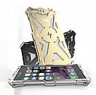 SIMON THOR Alloy Aluminium Protector High Quality Metal Sceleton Body Case для iPhone 6/6S Gold, Винница, фото 3