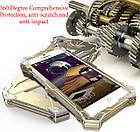 SIMON THOR Alloy Aluminium Protector High Quality Metal Sceleton Body Case для iPhone 6/6S Gold, Винница, фото 4