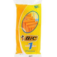 Набор одноразовых станков BIC Sensitive 1 для чувствительной кожи 10 шт.