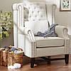 Кресло для кафе в стиле прованс
