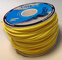 Линь для гарпуна Omer Dyneema 2 мм; жёлтый
