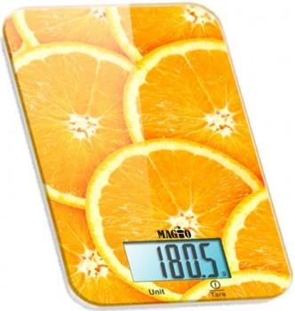 Весы кухонные MAGIO MG-296 (orange)