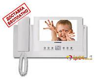 Видеодомофон Commax CAV-71B, фото 1
