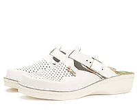 Сабо Leon V260 36 Белые