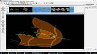 Программный комплекс Romans CAD 2D для моделирования обуви