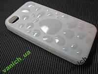 Силиконовый TPU чехол для Apple iphone 4