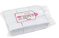Плотные Безворсовые салфетки для маникюра маленькие проф упаковка