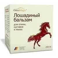 OsteoMagic - Лошадиный Бальзам для спины, суставов и мышц. Цена производителя. Фирменный магазин.