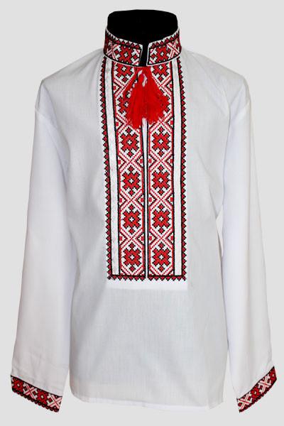 Вишиванка для хлопчика  Орест 1 - Nikashop в Киеве ec9346575d11e