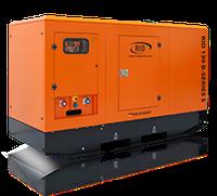 Дизель-генератор RID 130 B-Series 104-115 кВт двигатель Doosan