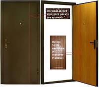 Двери входные в частный дом, фото 1