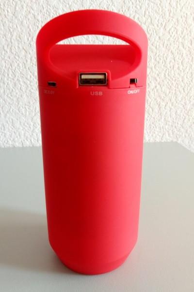 Bluetooth-колонка Neeka NK-BT809L