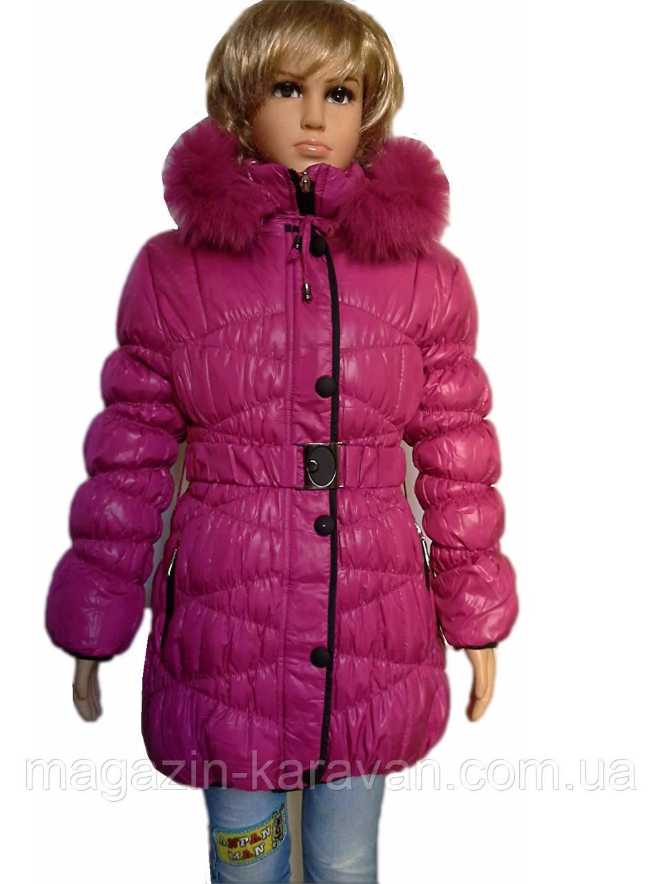 Зимняя куртка детская СУ-03