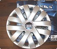 Audi Колпаки на колеса SKS R15 Audi - Колпаки на диски - Модель 315, купить автоколпаки комплект