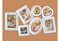 Фотоколлаж на 7 фото Счастье