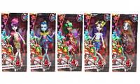 """Кукла """"Monster High """"  шарнирная,с аксессуарами, в коробке"""