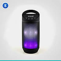 Светодиодная портативная колонка Neeka NK-BT809L Bluetooth