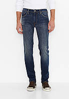 Джинсы мужские Levis 511™ Slim Fit Blue Canyon Dark NEW
