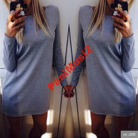 Платье туника в свободном стиле Асоль №153