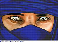 Схема для вышивки Туарег