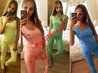 Спортивный костюм Nike майка футболка + штаны 07