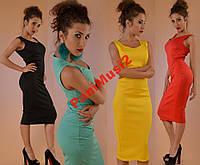 Платье майка сарафан футляр карандаш AV280, фото 1