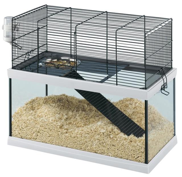 Ferplast GABRY Стеклянная клетка для крыс и мышей