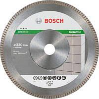 Алмазный диск Bosch Best for Ceramic Extraclean Turbo 230x25.4mm