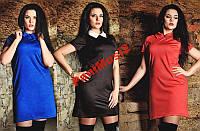 Сарафан платье трикотаж 48/50/52/54 casual NS5991