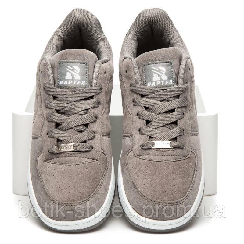 Женские серые легендарные кроссовки Nike Air Force 1 Low 715c0c311e58b