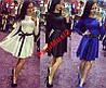 Стильное платье Кокетка Солнышко №15