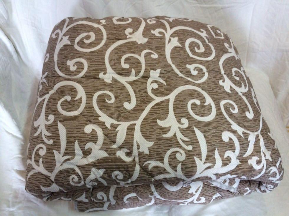 Одеяло двуспальное силикон
