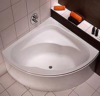 Ванна угловая Inspiration 140х140 с ножками Коло Kolo