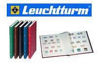 Альбом/Кляссер 8 листов (16стр) А4 Белые листы Leuchtturm, фото 1