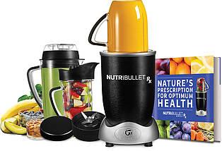 Кухонный мини-комбайн NutriBullet, кухонный процессор nutribullet нутрибуллет, блендер, фото 3