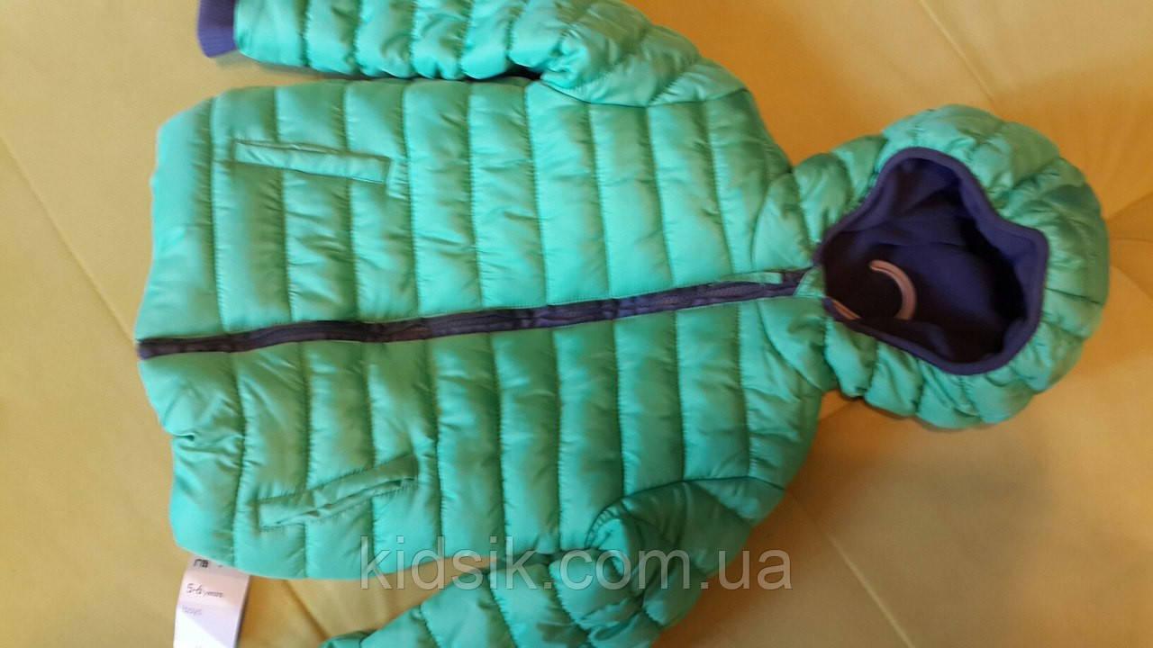 Тканая курточка Mothercare, фото 1
