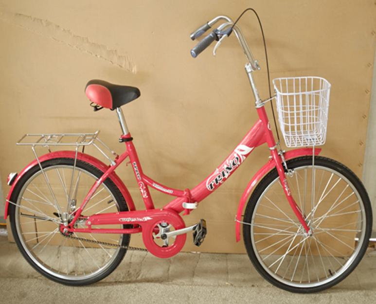 Велосипед Trino Десна CM115 (сталева рама)