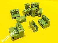 Коннектор, клема, контакты 2EDG-5.08-4P