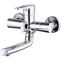 Смеситель для ванны с коротким изливом Z63-PUD3-A045