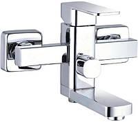 Смеситель для ванны с коротким изливом Z65-LEB3-A123